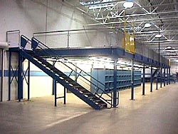 Pre Engineered Mezzanine
