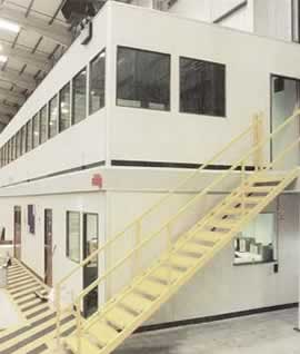Jml Services Pre Engineered Structural Steel Mezzanines